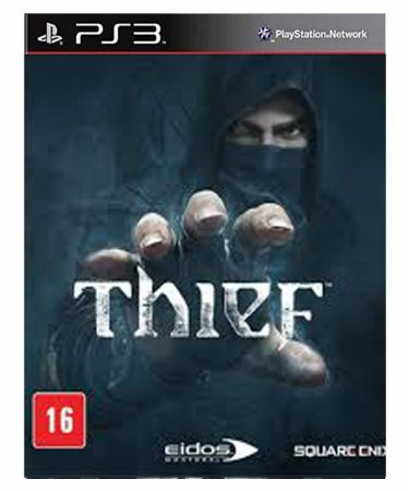 Thief - Ps3 PSN Mídia Digital