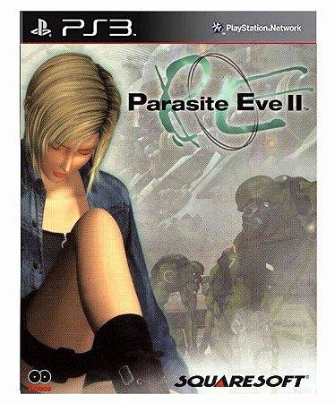 Parasite Eve II - Ps3 PSN Mídia Digital