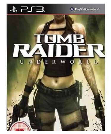 Tomb Raider: Underworld - Ps3 Psn Mídia Digital