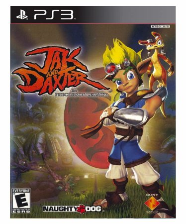 Jak and Daxter: The Precursor Legacy Ps3 Psn Mídia Digital
