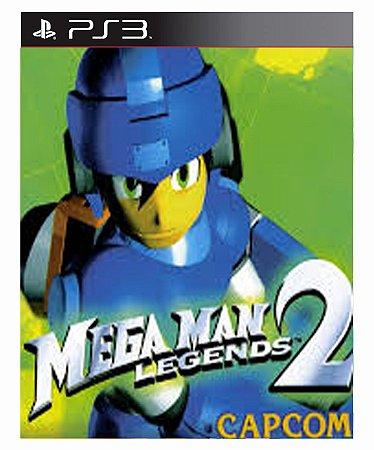 Mega Man Legends 2 (PSOne Classic) Ps3 Psn Mídia Digital