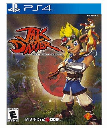 Jak and Daxter: The Precursor Legacy Ps4 Psn Mídia Digital