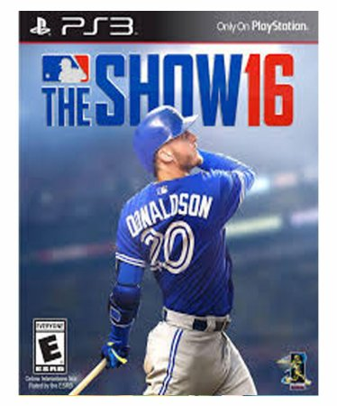MLB The Show 16 - Ps3 Psn Mídia Digital