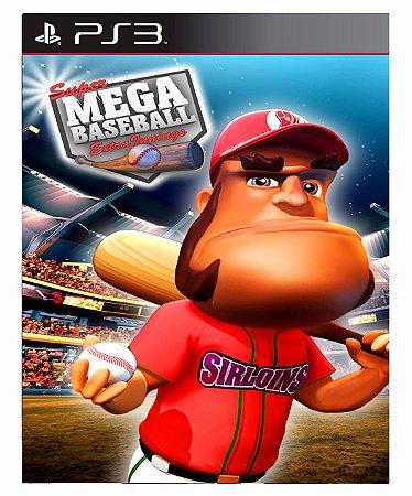 Super Mega Baseball - Ps3 Psn Mídia Digital