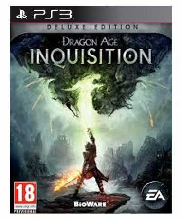 Dragon Age Inquisition Deluxe Edition - Ps3 Psn Mídia Digital