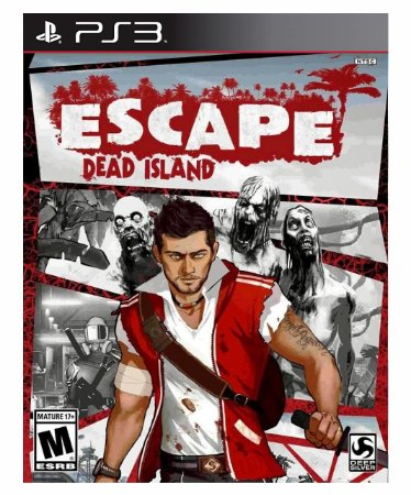 Escape Dead Island - Ps3 Psn Mídia Digital