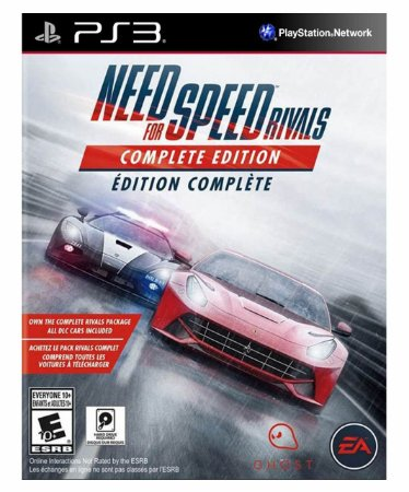 Need for Speed Rivals Complete Edition - Ps3 Psn Mídia Digital