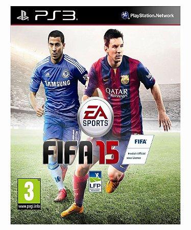 FIFA 15  - Ps3 Psn Mídia Digital