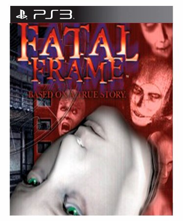 Fatal Frame (PS2 Classic)  Ps3 Psn Mídia Digital