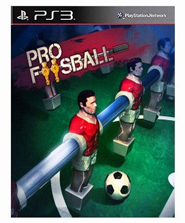 Pro Foosball Ps3 Psn Mídia Digital