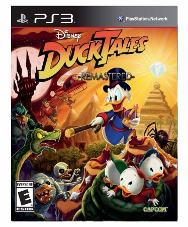 DuckTales: Remastered Ps3 Psn Mídia Digital