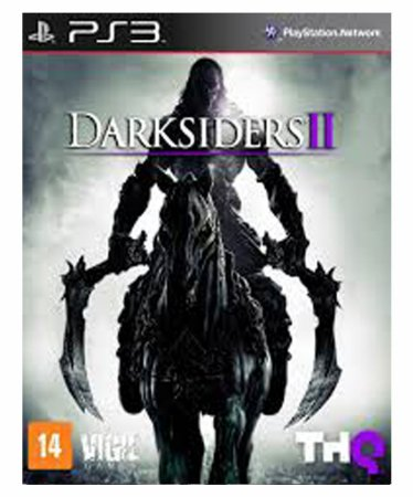 Darksiders II Ps3 Psn Mídia Digital