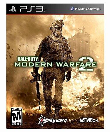 Call of Duty Modern Warfare 2 Ps3 Psn Mídia Digital