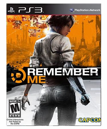 Remember Me Ps3 Psn Mídia Digital