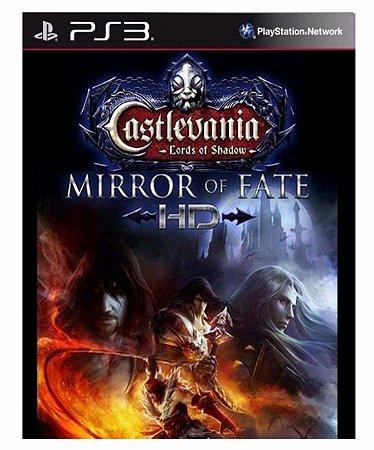 Castlevania Lords of Shadow  Mirror of Fate HD Ps3 Psn Mídia Digital