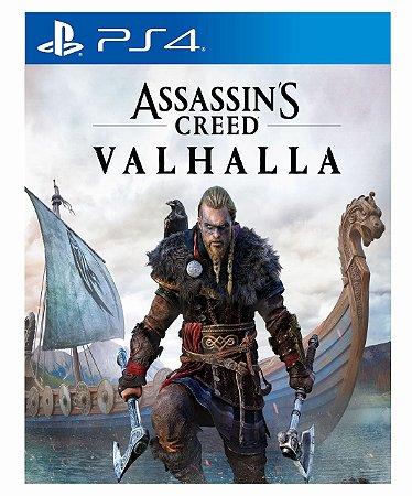 Assassins Creed Valhalla Ps4 Psn Mídia Digital