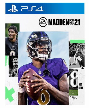 Madden NFL 21 PS4 Psn Mídia Digital