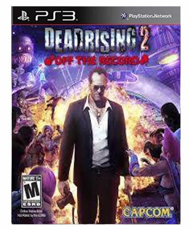 Dead Rising 2 Off The Record  Ps3 Psn Mídia Digital