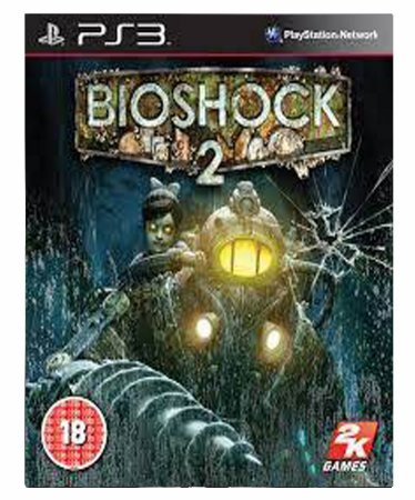 bioshock 2  Ps3 Psn Mídia digital