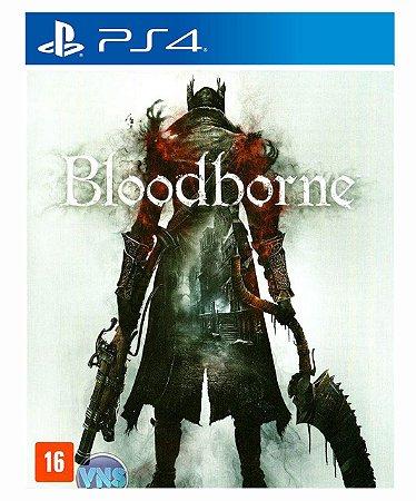 Bloodborne Ps4 Psn Mídia digital