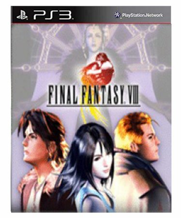 FINAL FANTASY VIII (PSOne Classic)  Ps3 Psn Mídia Digital