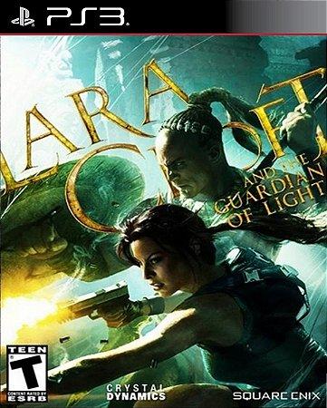 Lara Croft and the Guardian of Light  Ps3 Psn Mídia Digital