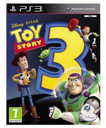 Disney Pixar Toy Story 3 ( Ps2 Classic)  Ps3 Psn  Mídia Digital