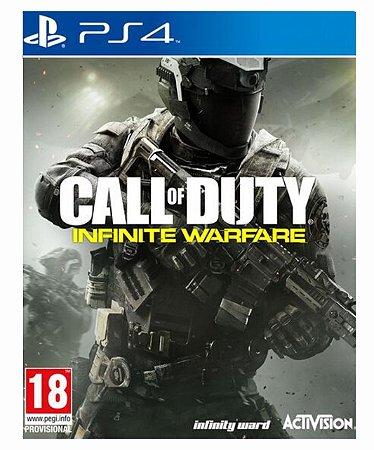 Call of Duty Infinite Warfare-ps4 psn midia digital