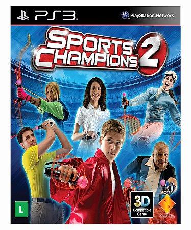 Sports Champions 2- ps3 midia digital