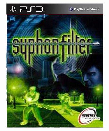 Syphon Filter  (PSOne Classic) Ps3 Psn Mídia Digital