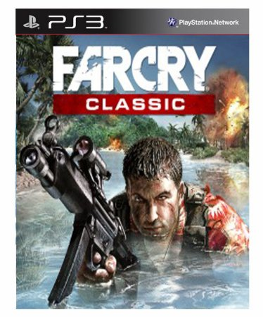 Far Cry Classic  Ps3 Psn Mídia Digital