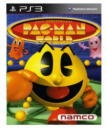 Pac Man World (PSOne Classic) Ps3 Psn Mídia Digital