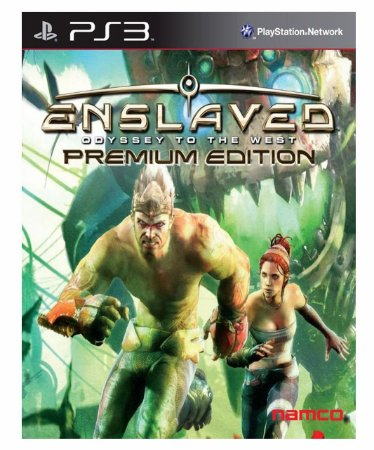 ENSLAVED Odyssey to the West Premium Edition Ps3 Psn Mídia Digital