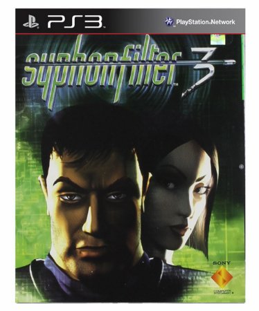 Syphon Filter 3 (PSOne Classic)  Ps3 Psn Mídia Digital