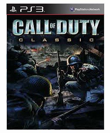 Call of Duty Classic  Ps3 Psn Mídia Digital