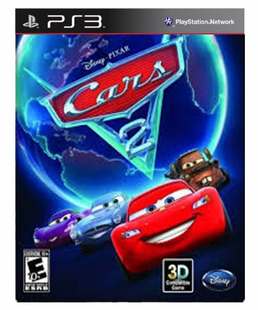 Cars 2 The Video Game  Ps3 Psn Mídia Digital