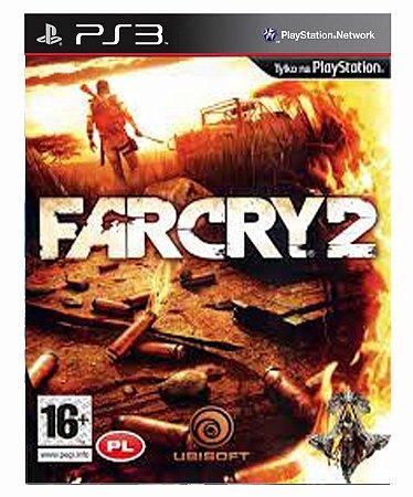 Far Cry 2  Ps3 Psn Mídia Digital