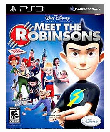 Meet the Robinsons (PS2 Classic)  Ps3 Psn Mídia Digital