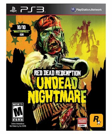 Red Dead Redemption Undead Nightmare   Ps3 Psn Mídia Digital