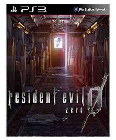 Resident Evil 0  Ps3 Psn Mídia Digital