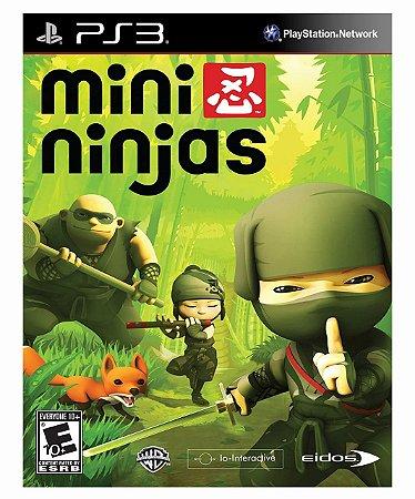 Mini Ninjas  Ps3 Psn Mídia Digital