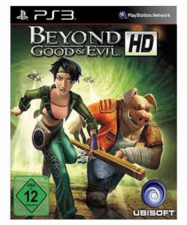 Beyond Good and Evil HD  Ps3 Psn Mídia Digital