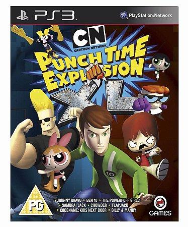 Cartoon Network Punch Time Explosion XL  Ps3 Psn Mídia Digital