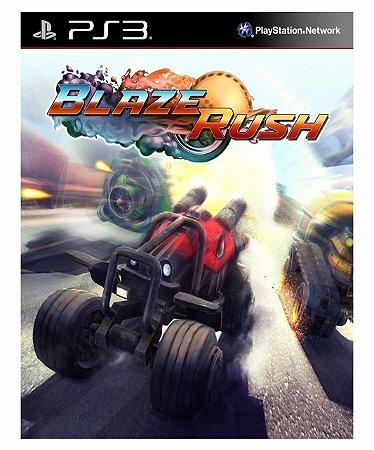 BlazeRush  Ps3 Psn Mídia Digital