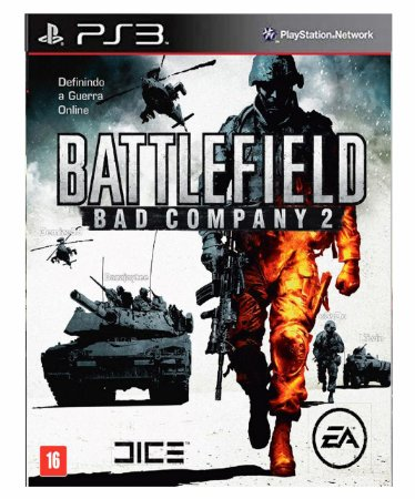 Battlefield Bad Company 2- ps3 psn midia digital