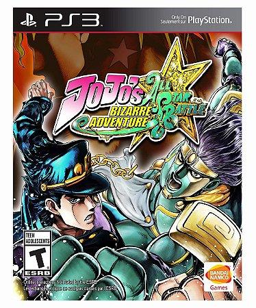 JoJos Bizarre Adventure All-Star Battle  Ps3 Psn mídia Digital