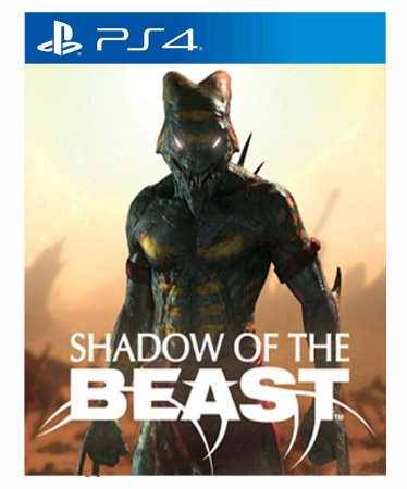 Shadow of the Beast Ps4 Psn Mídia Digital