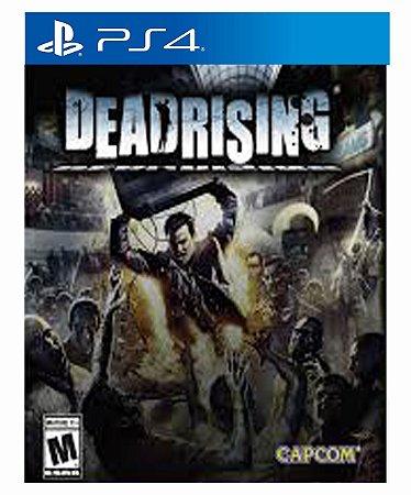 Dead Rising  Ps4 Psn Mídia Digital