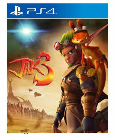 Jak 3 Ps4  Psn Mídia Digital