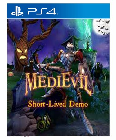MediEvil Ps4 Psn Mídia Digital
